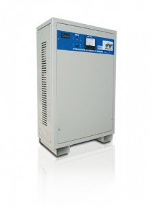 Threephase voltage stabilizer STK