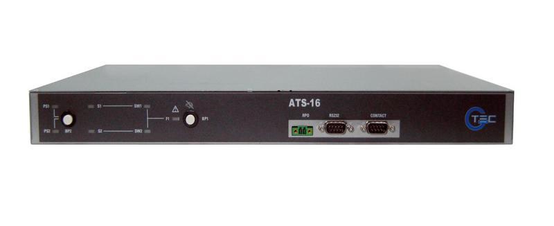 Commutatore statico di energia ATS-16