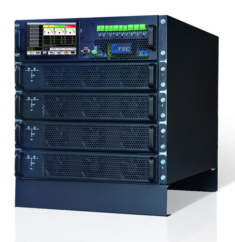 MiniMUST the ups for critical load and datacenter