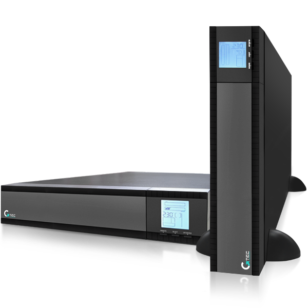 TP130 UPS line-interactive rack tower GTEC